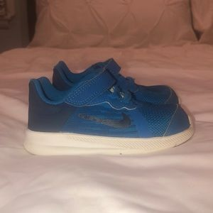 Nike Sneakers- Baby Size 7 - Royal Blue